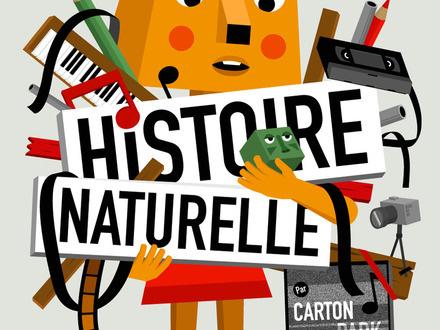 Carton Park at (2012-06-02) Carton Park presents Histoire Naturelle