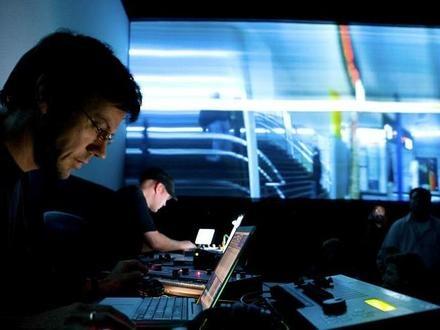 Biosphere & Egbert Mittelstadt at (2012-05-22) Panorama 1: CineChamber Classics (65 min)