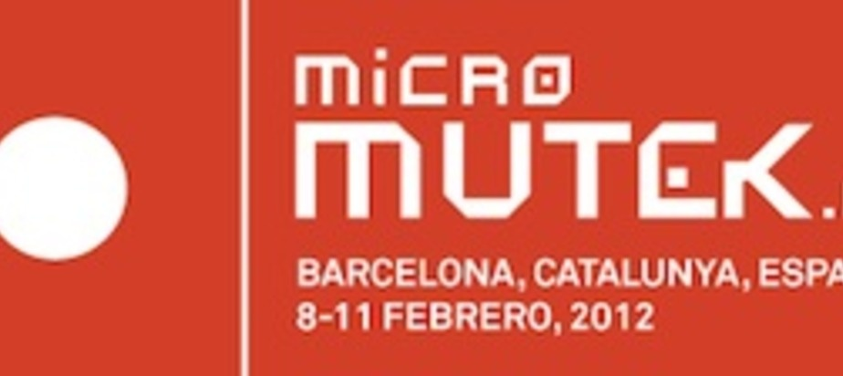 Micro_MUTEK.ES Announces Second Wave of Artists for 3rd edition!