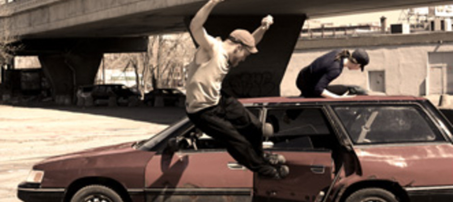 (2009-05-28) AUTO-FICTION: Urban activism, contemporary dance, electronic music and automobiles