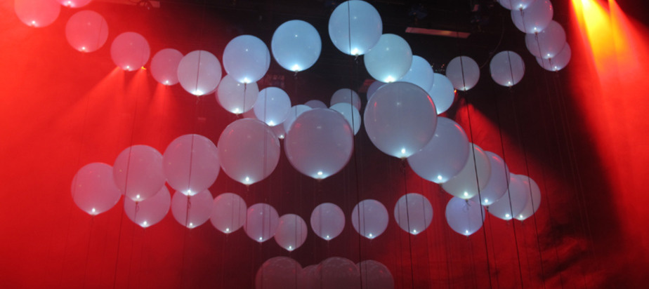 Avant-Première MUTEK_10 : Les atomes de Christopher Bauder & Robert Henke