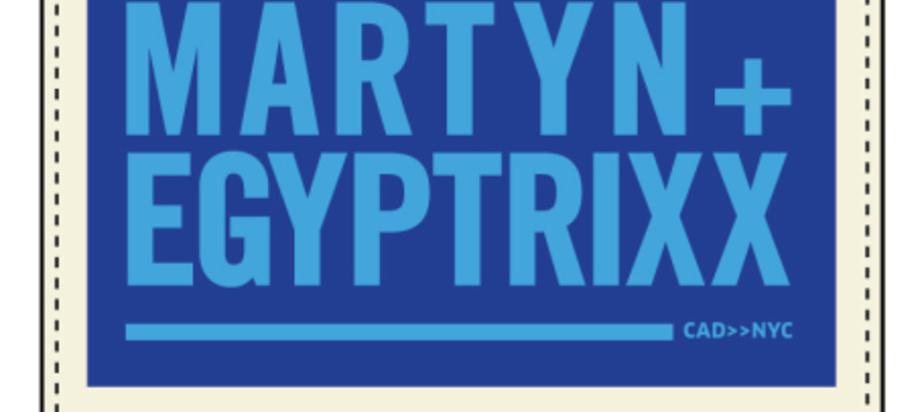 (2012-03-01) Red Bull Music Academy & MUTEK present Martyn + Egyptrixx