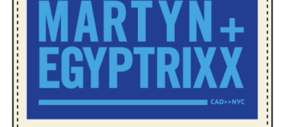 (2012-03-03) Red Bull Music Academy & MUTEK present Martyn + Egyptrixx