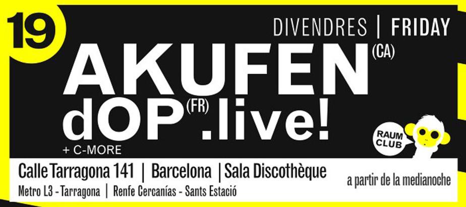 (2010-02-19) MUTEK [ES] presents AKUFEN [CA] + dOP [FR]