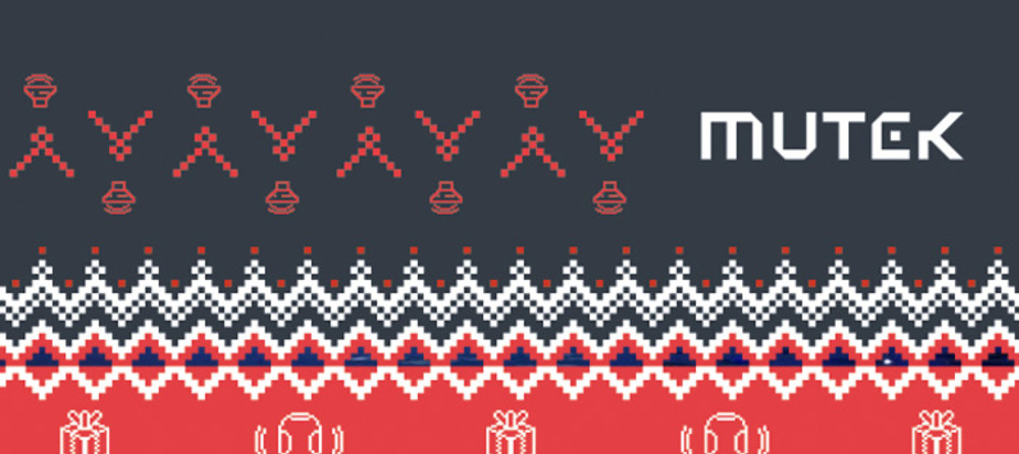 For the holidays, offer MUTEK 2013
