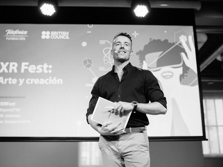 Ludovic  Assémat - British Council at (2020-03-04) Presentation: #WeAreEquals